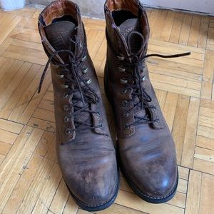 Ariat riding boots size 7.5